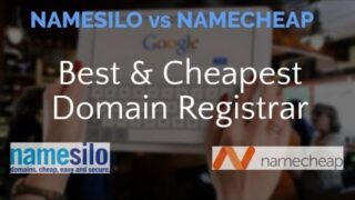 Namesilo vs NameCheap | Best and Cheapest Domain Registrars compared | Best Cheap Domains ⭐⭐⭐⭐⭐