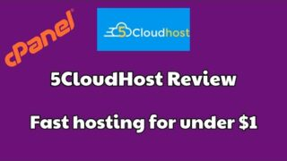 5CloudHost Review | Fixed Price Hosting | Cheap WordPress Hosting [FAST HOSTING]