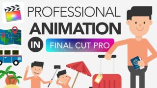 How to Make Animation Video in Final Cut Pro 10 Tutorial [Step by Step | Beginner Friendly]