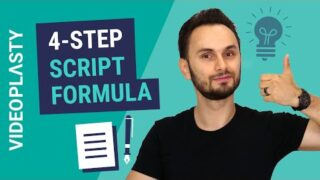"EXPLAINER VIDEO: 4-Step ""Classic Explainer"" Scriptwriting Formula"