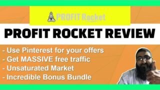 Profit Rocket Review How To Make Money with Pinterest