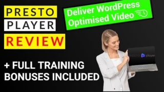 Presto Player Review – WordPress Video Embed Plugin