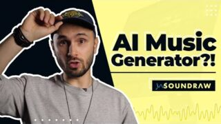 Easily Create Unique Royalty-Free Music Using AI [SOUNDRAW.io Review]