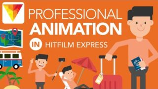 HitFilm Express Animation 👾