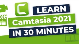🎬 Camtasia 2021: COMPLETE Tutorial for Beginners!