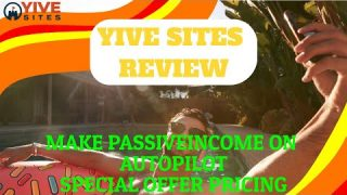 Yive Sites Review Discount Special Offer Unlimited Sites Hosting