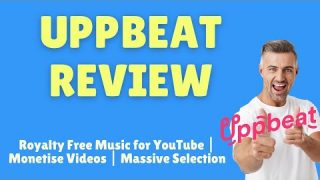 Uppbeat Review : Royalty Free Music for YouTube, Streaming and Podcasts