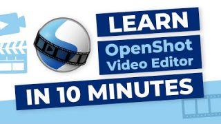🎬 OpenShot Video Editor: Beginners Tutorial